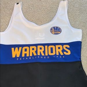 Warriors bodysuit
